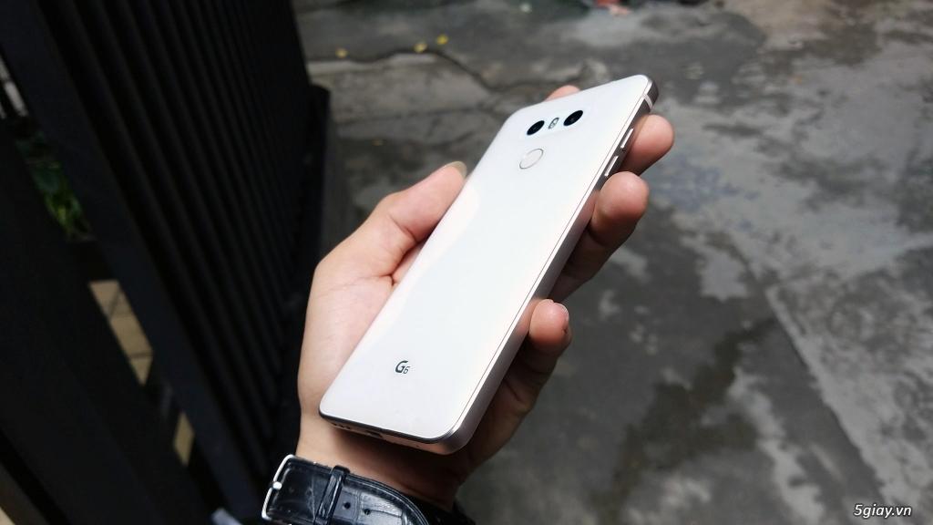 Điện thoại LG G6 Likenew - Zin 100% tặng sạc cáp và que chọc sim - 3
