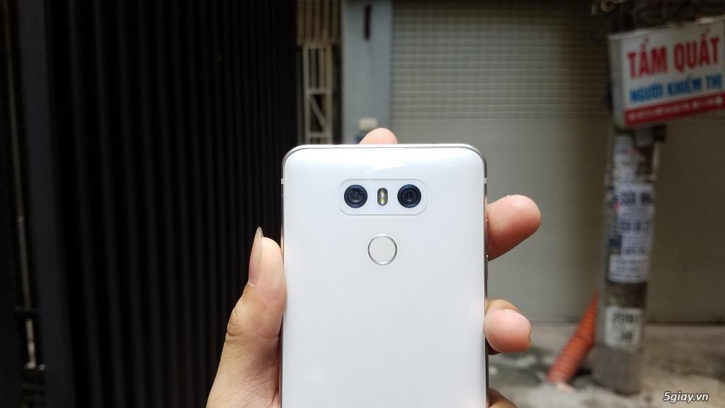 Điện thoại LG G6 Likenew - Zin 100% tặng sạc cáp và que chọc sim - 4