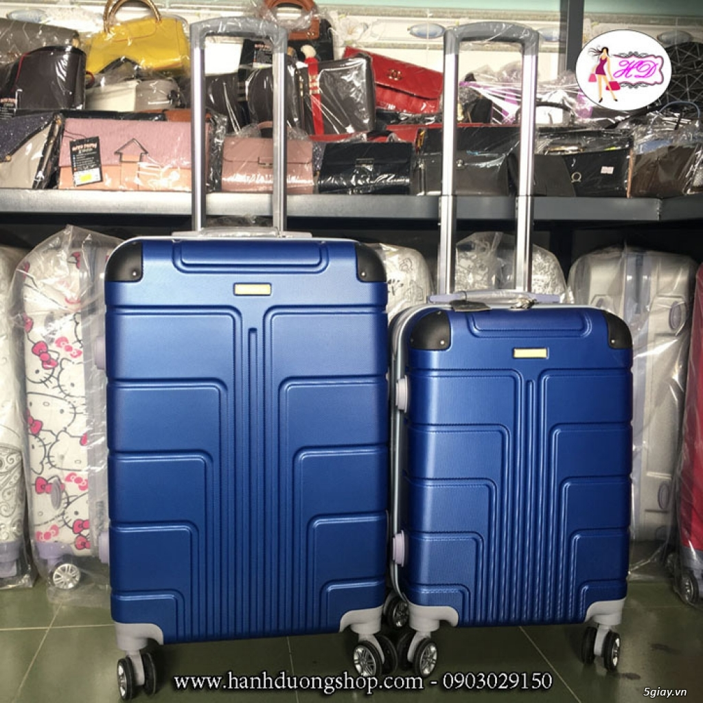 Vali du lịch cặp, vali giá rẻ, vali cho bé yêu - 10
