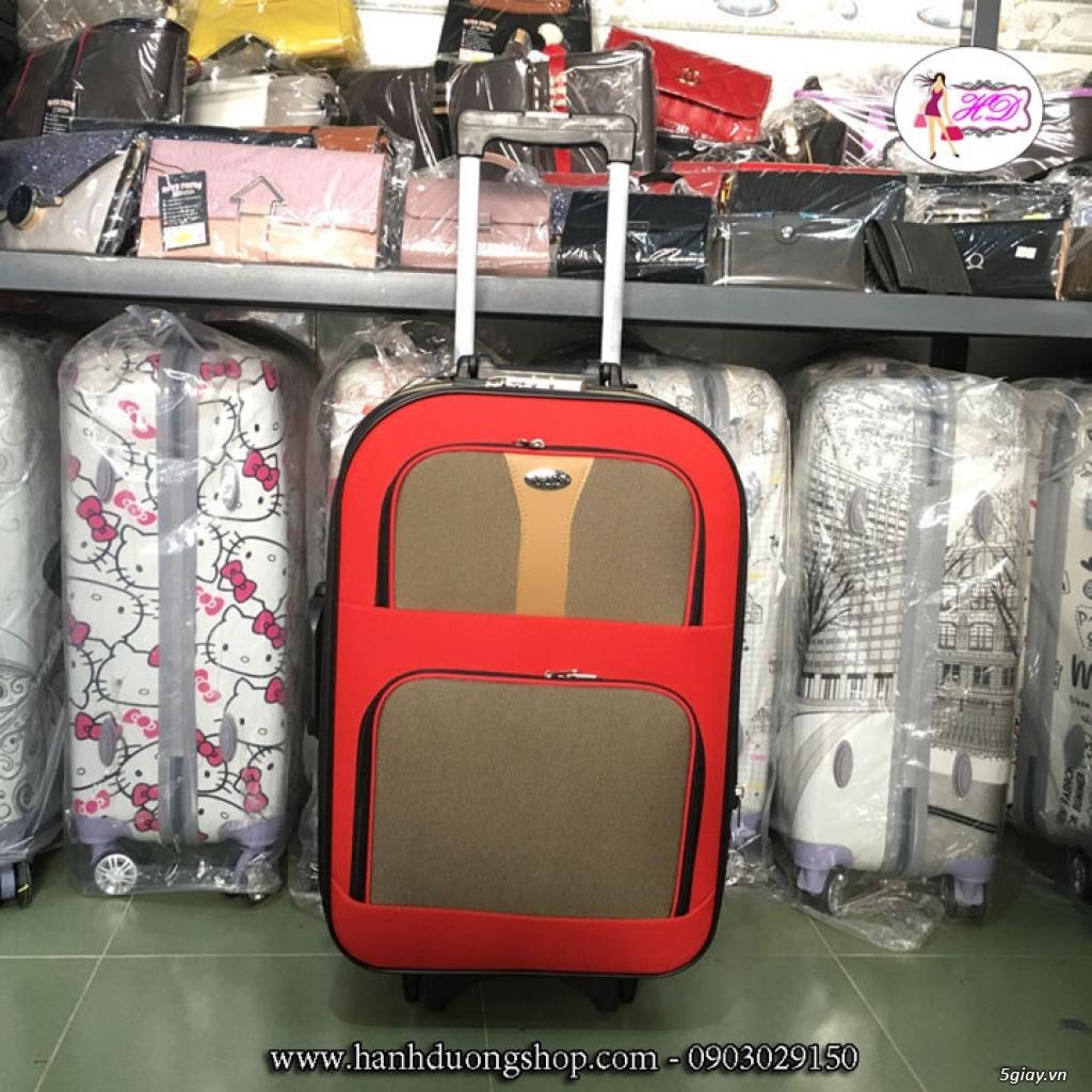 Vali du lịch cặp, vali giá rẻ, vali cho bé yêu - 23