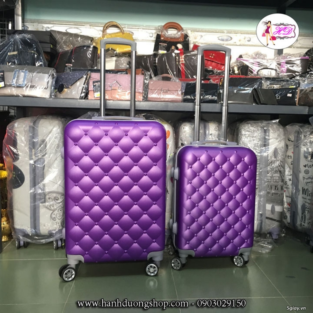 Vali du lịch cặp, vali giá rẻ, vali cho bé yêu - 9