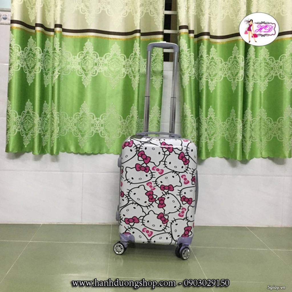 Vali du lịch cặp, vali giá rẻ, vali cho bé yêu - 14