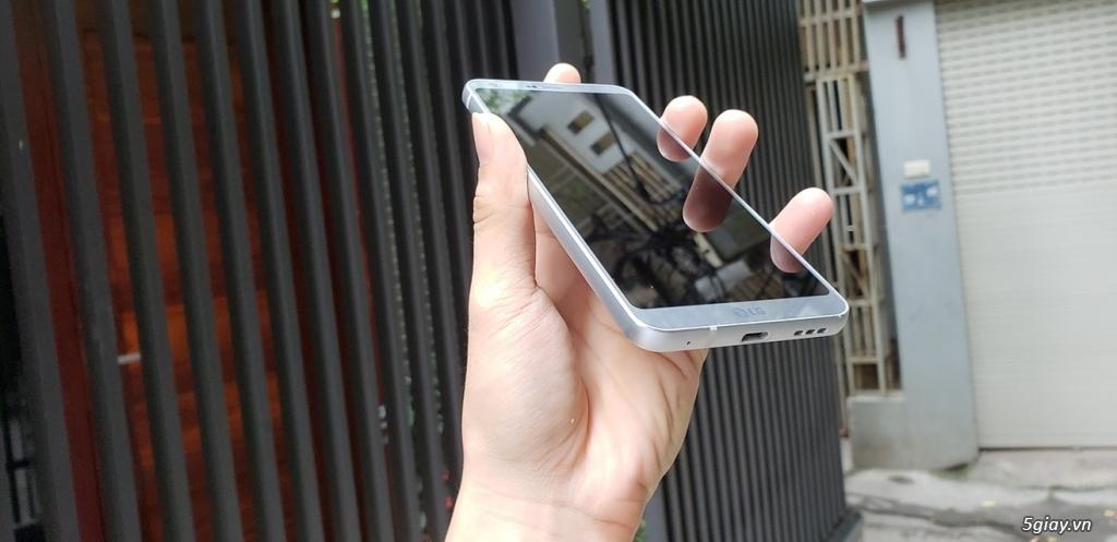 Điện thoại LG G6 Likenew - Zin 100% tặng sạc cáp và que chọc sim - 2
