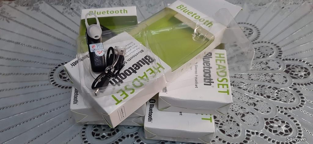 Tai nghe Bluetooth mới 100% nguyên hộp, giá rẻ mà xài cực ngon - 2