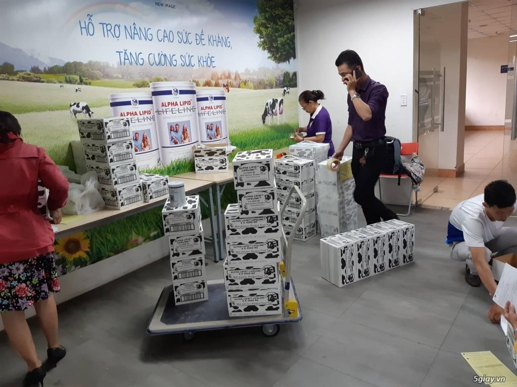 Làm Thẻ mua Sữa Non ALPHA LIPID Ưu Đãi HCM - Hà Nội - Đà Nẵng-Cần Thơ. - 1