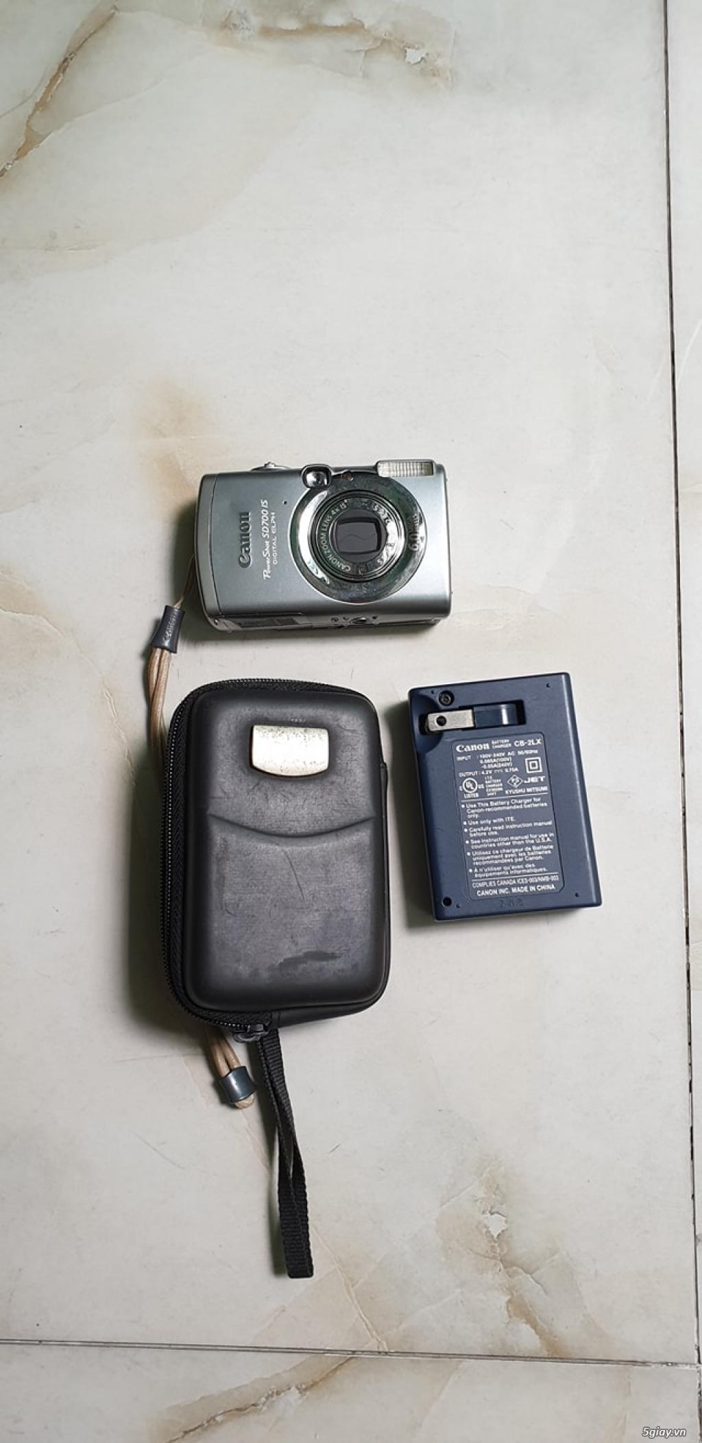 Bán máy ảnh Canon IXY 31 S và POWERSHOT SD700IS còn khá mới - 3