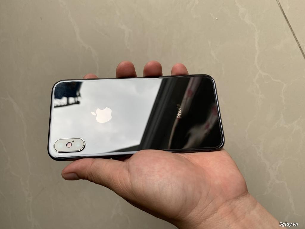 IPHONE X ĐEN 256 GB QUỐC TẾ RA ĐI NHANH TRONG TUẦN - 2