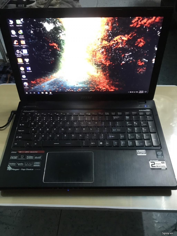 *** Thanh lý laptop Gaming MSI GE60 2PC I5GEN4 VGA RỜI GTX 850M *** - 5