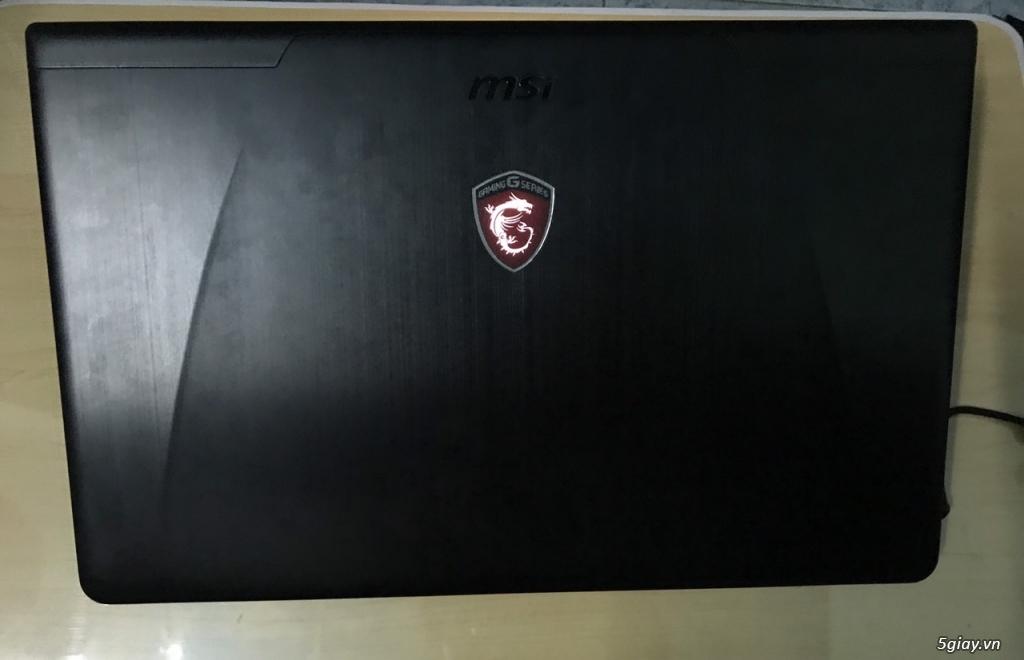 *** Thanh lý laptop Gaming MSI GE60 2PC I5GEN4 VGA RỜI GTX 850M ***