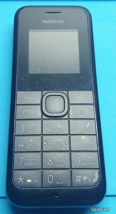 Nokia 105 hàng TGDĐ đầy đủ phụ kiện lên sàn - End 22h59 ngày 5/9/2019 - 1