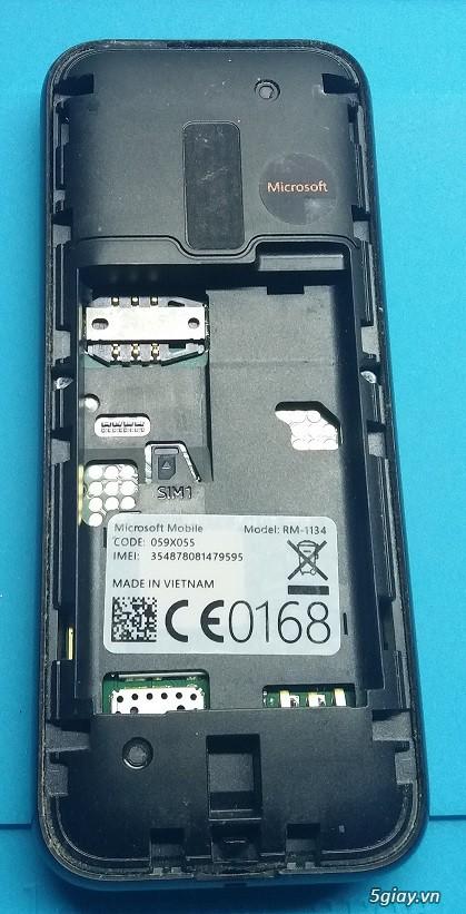 Nokia 105 hàng TGDĐ đầy đủ phụ kiện lên sàn - End 22h59 ngày 5/9/2019 - 2