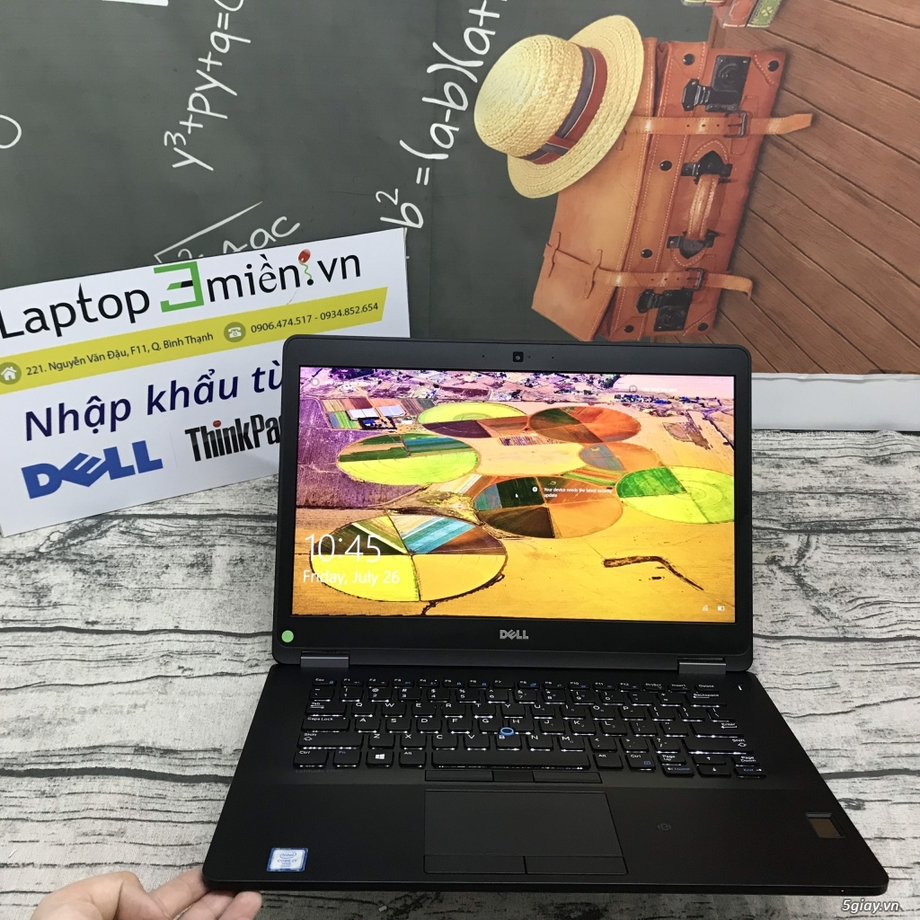 Dell Latitude, HP Elitebook, IBM Lenovo ThinkPad,BẢO HÀNH 12Tháng -36Tháng - 19