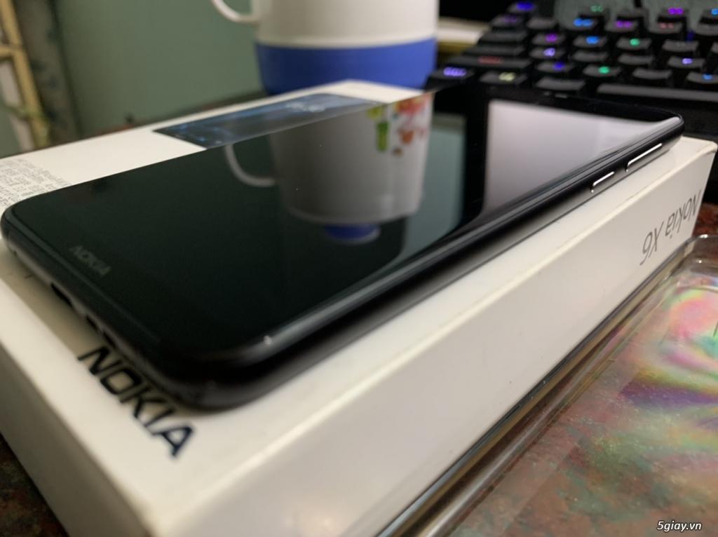 [HCM] Bán Nokia X6 bản 6/64 và Sharp Aquos S2 bản 4/64 còn BH - 2