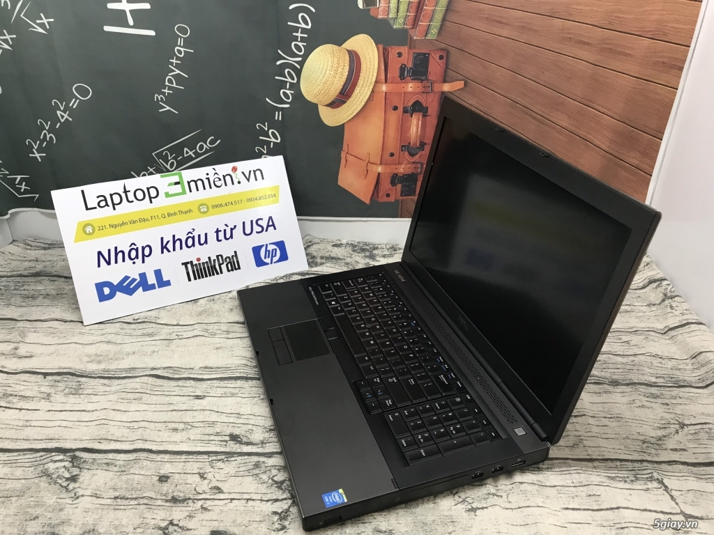 Dell Latitude, HP Elitebook, IBM Lenovo ThinkPad,BẢO HÀNH 12Tháng -36Tháng - 5