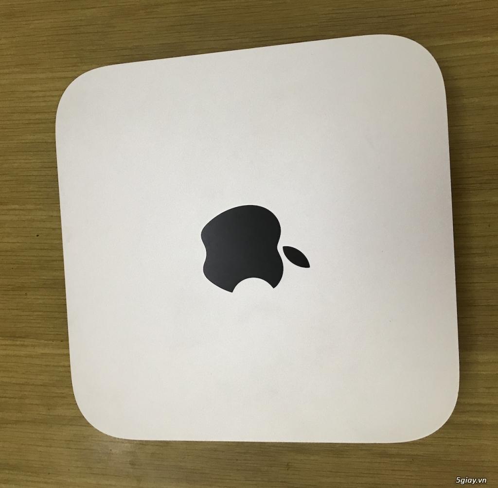 Bán Mac mini Late 2014 MGEN2 I5 8GB HDD 1TB new 99% - 2