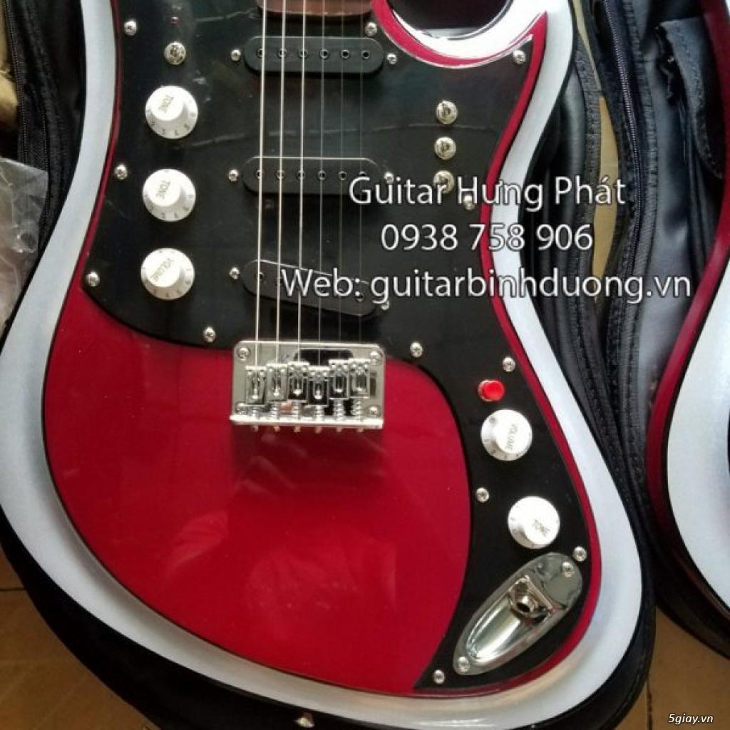 Bán guitar cổ điện phím lõm giá siêu rẻ tại bình dương - 6