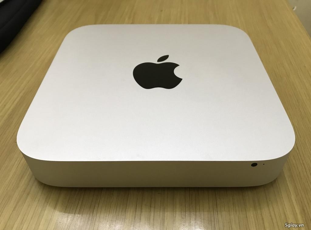 Bán Mac mini Late 2014 MGEN2 I5 8GB HDD 1TB new 99%