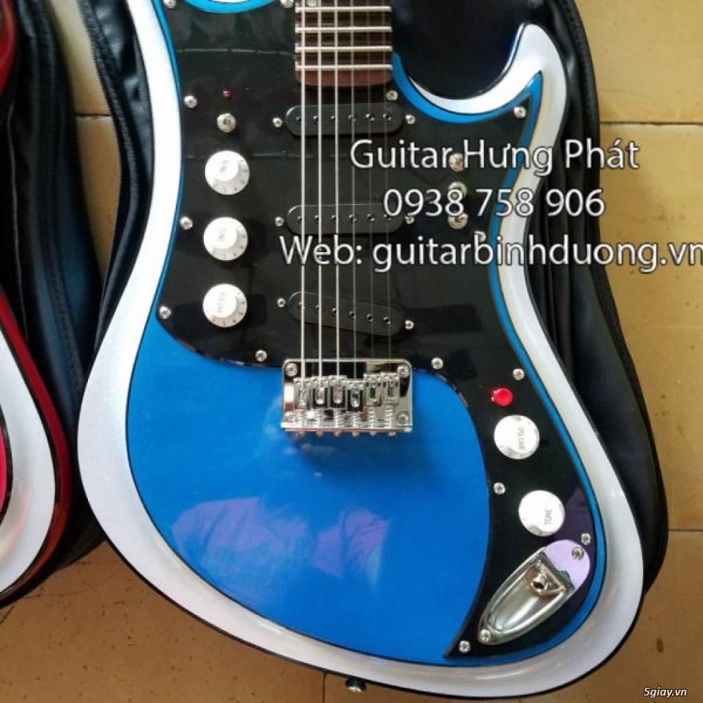 Bán guitar cổ điện phím lõm giá siêu rẻ tại bình dương - 8