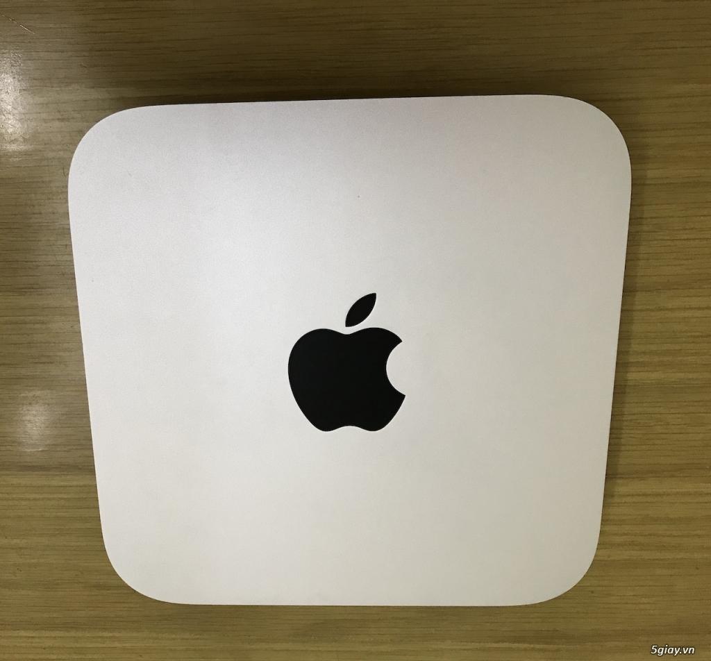 Bán Mac mini Late 2014 MGEN2 I5 8GB HDD 1TB new 99% - 1