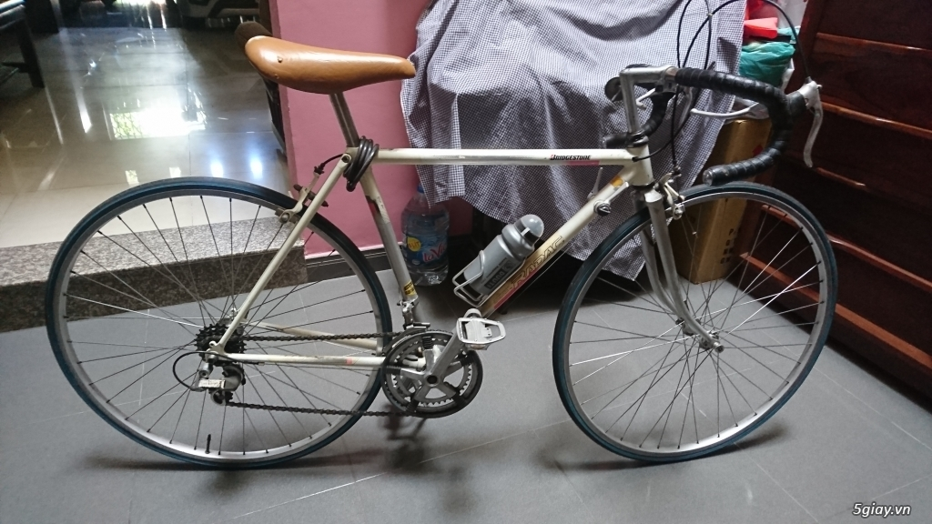 TPHCM- Bán xe đạp road nhật Bridgestone Radac - 1