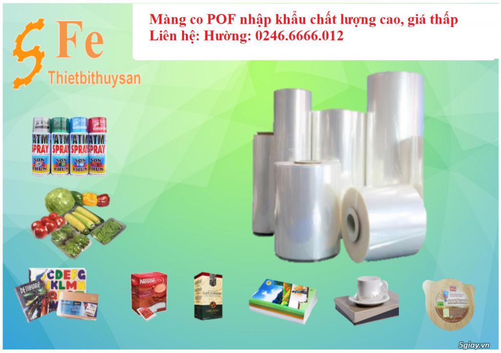 Mua màng co POF giá rẻ tại Hà Nội