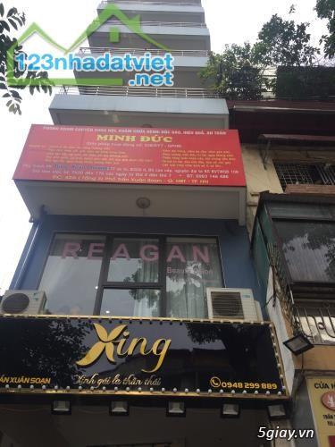Cho thuê mặt bằng kinh doanh tại phố Trần Xuân Soạn, 40m2 giá sập sàn