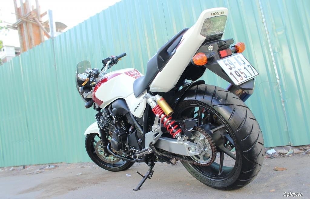 ___ Can Ban ___HONDA CB400 Super Four HYPER VTEC ABS 2015___ - 2