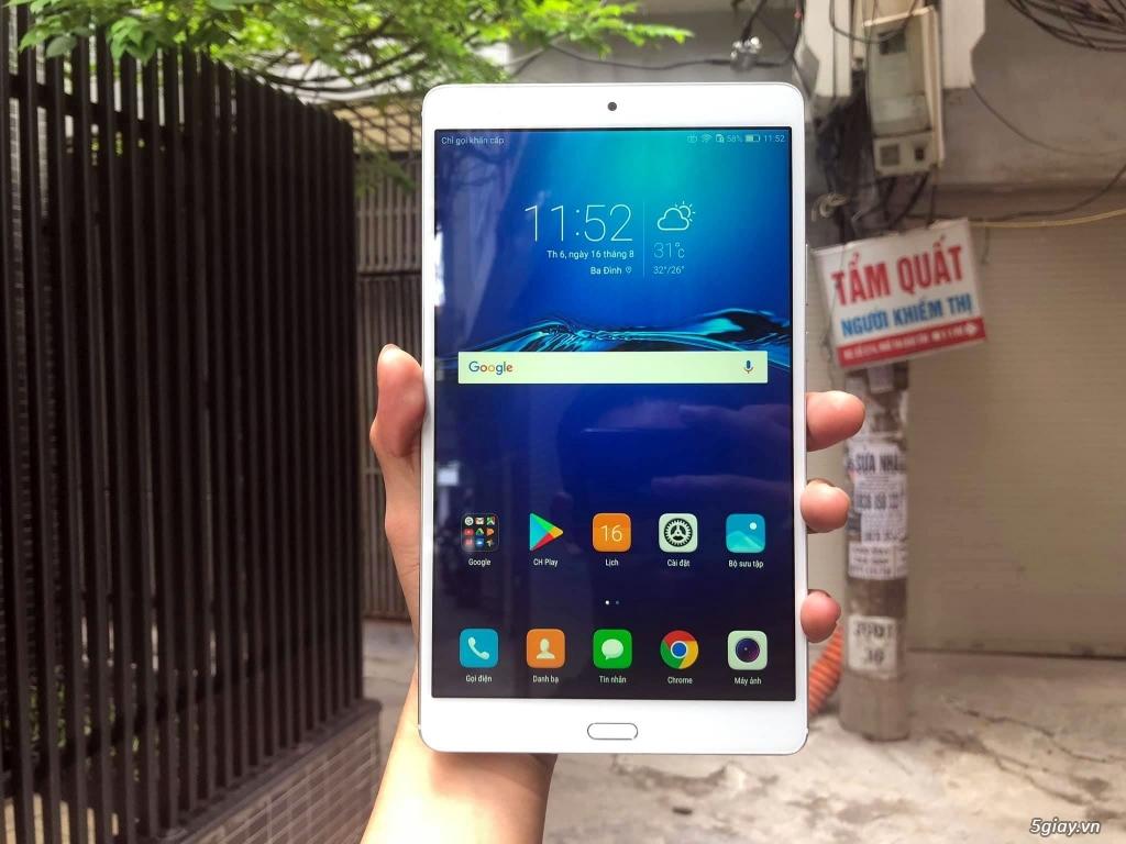 Máy tính bảng Huawei Dtab D01J - Bản lắp sim WF + 4G nghe gọi như DT