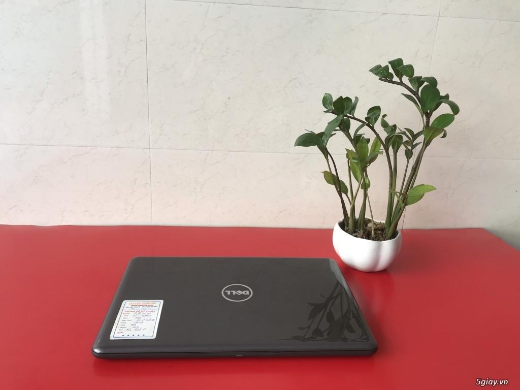 Laptop Dell 5567 core i5-7200u Ram 4GB HDD 500GB VGA chính hãng - 1