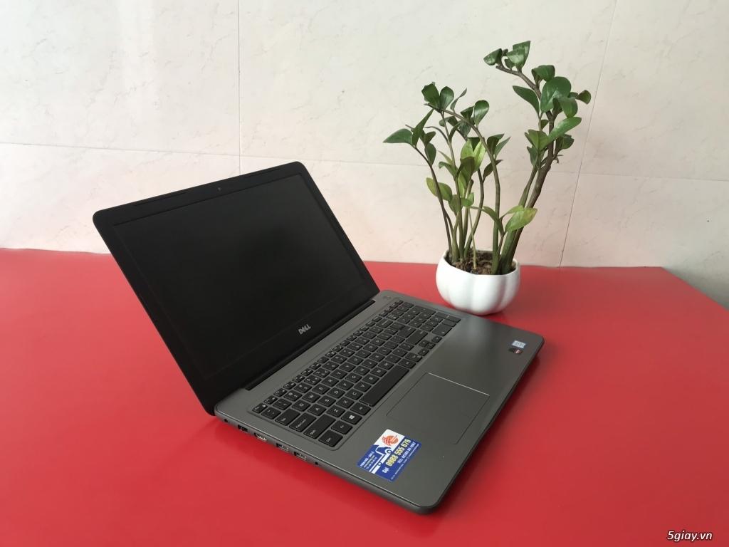 Laptop Dell 5567 core i5-7200u Ram 4GB HDD 500GB VGA chính hãng