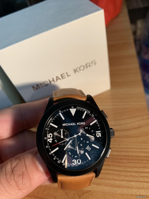 Micheal Kors (for MEN) form Germany 100% giá  rẻ thanh lý nhanh