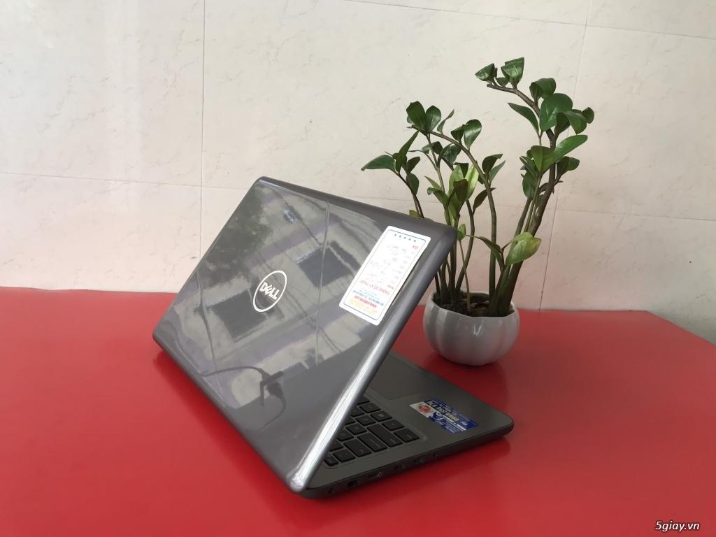 Laptop Dell 5567 core i5-7200u Ram 4GB HDD 500GB VGA chính hãng - 3