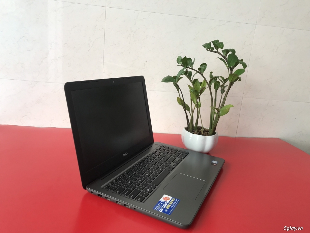 Laptop Dell 5567 core i5-7200u Ram 4GB HDD 500GB VGA chính hãng - 2