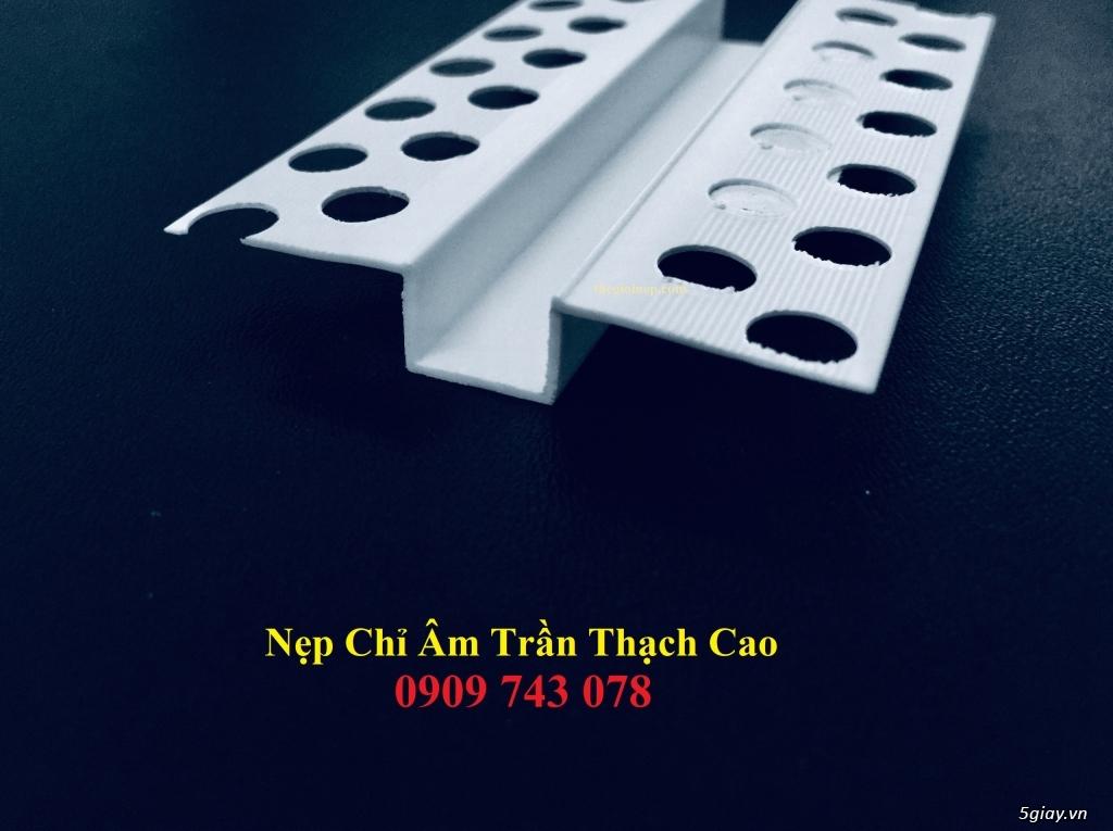 Nẹp U Khe Co Giãn Thạch Cao - 4