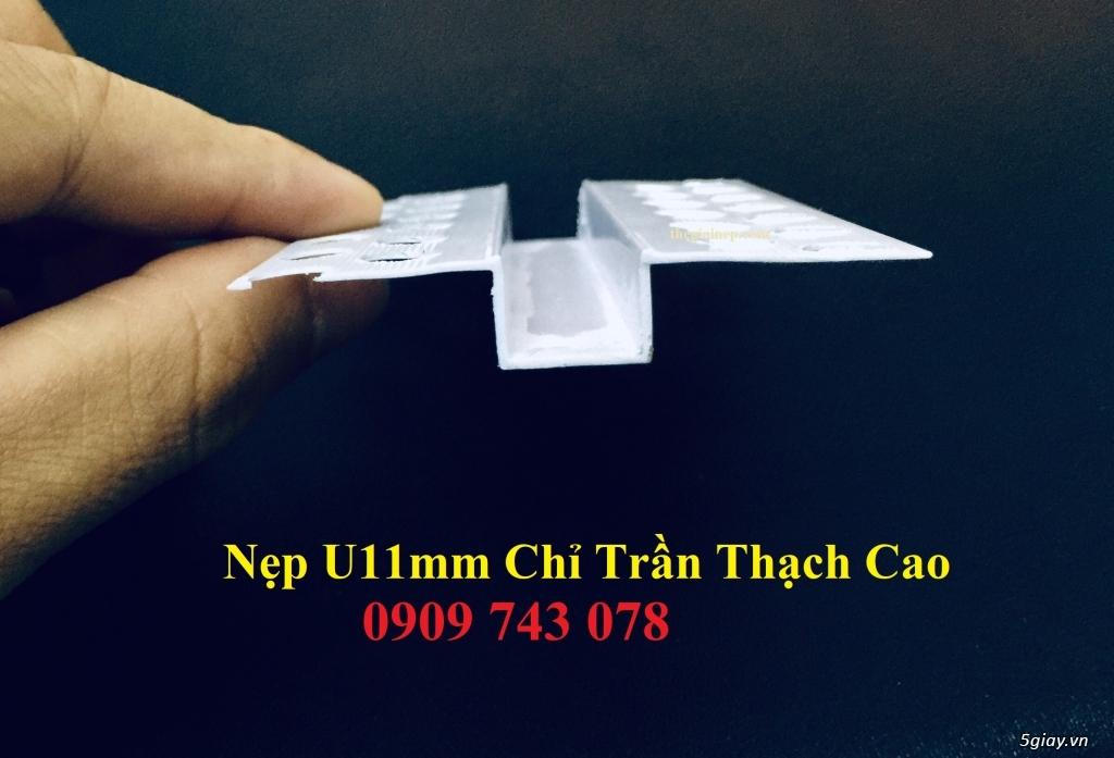 Nẹp U Khe Co Giãn Thạch Cao - 2