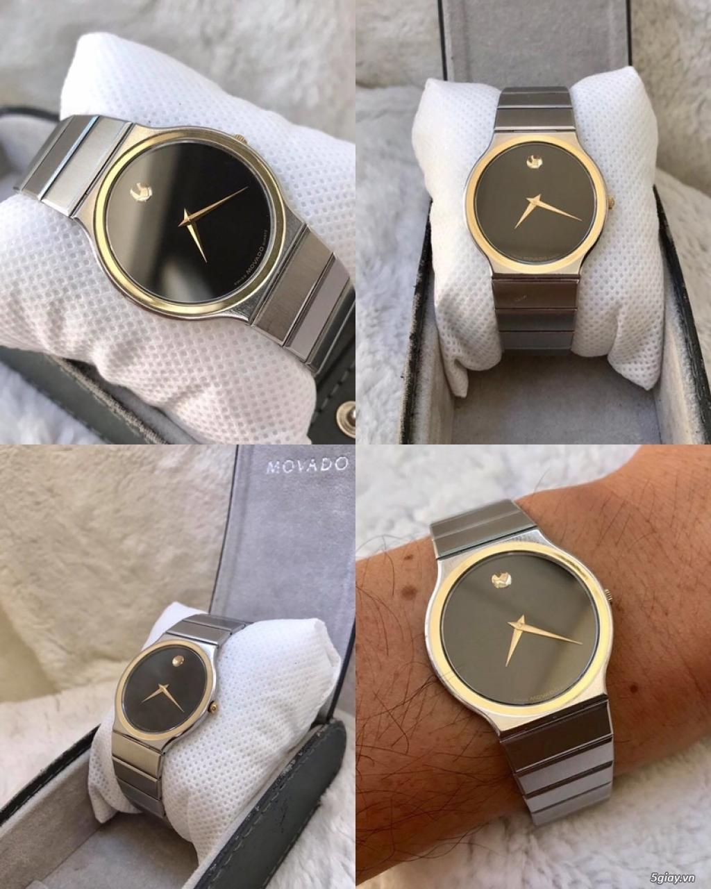 Kho đồng hồ xách tay chính hãng secondhand update liên tục - 13