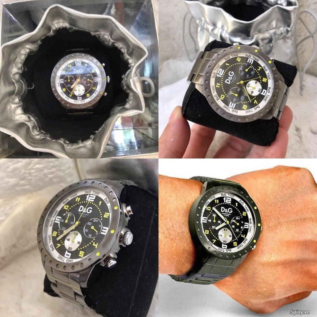 Kho đồng hồ xách tay chính hãng secondhand update liên tục - 19