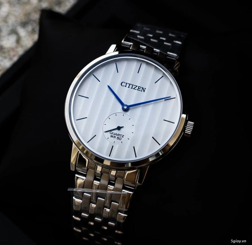 Đồng hồ Citizen giá tốt - 9