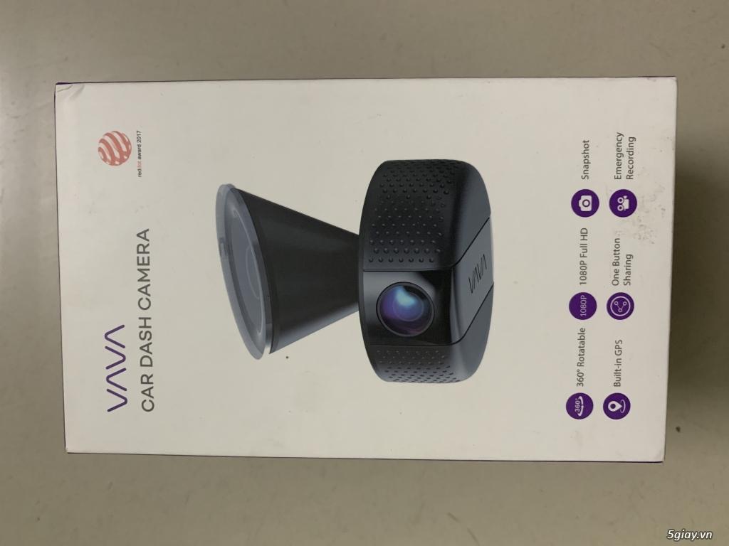 Camera hành trình Vava (USA) và Cargo HC300