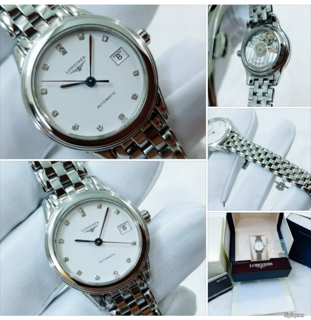 Phúc-Đồng Hồ (BUY & SELL AUTHENTIC WATCHES) Longines-Omega-Tissot-...