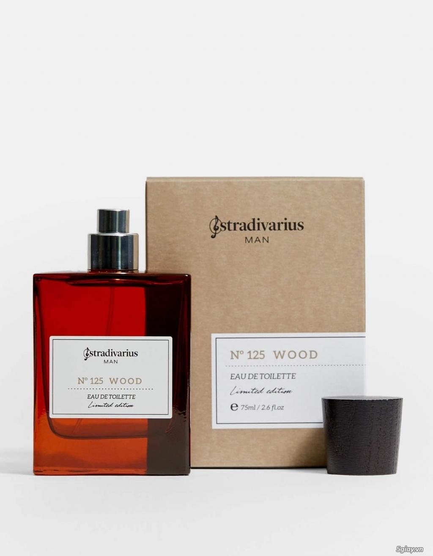 Nước hoa Stradivarius Man - N°125 Wood - 1