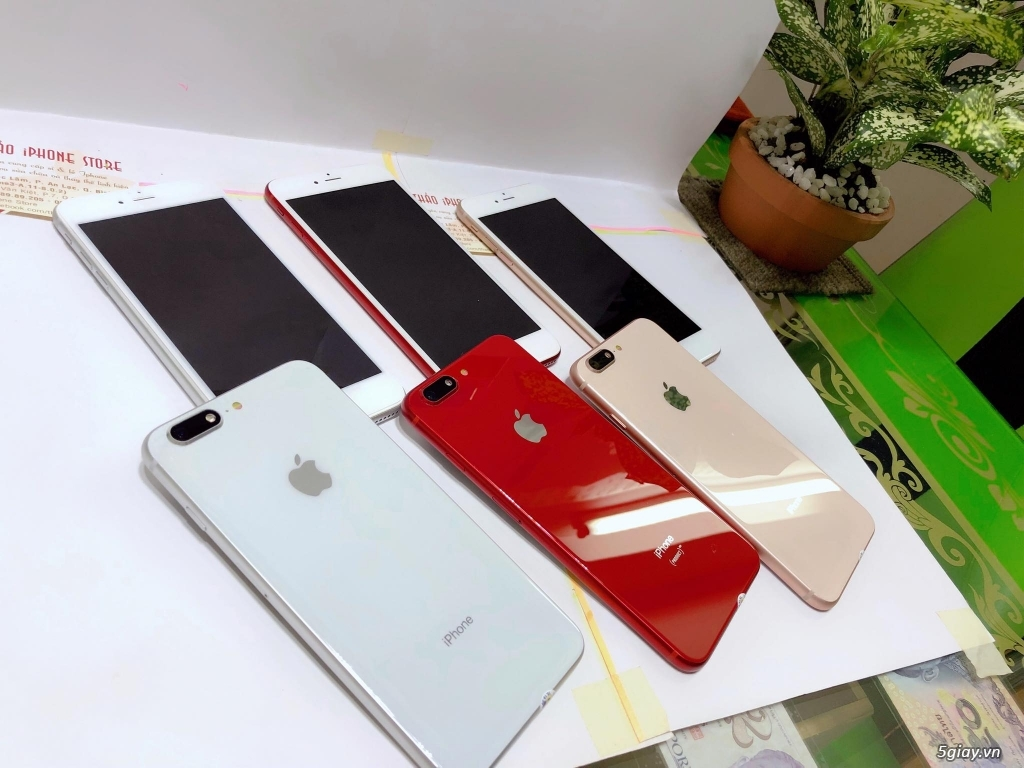 ★Iphone 6S Plus-32G/QUỐC TẾ-Lên Vỏ iPhone8 Plus.Đủ Màu.Full tính năng - 1