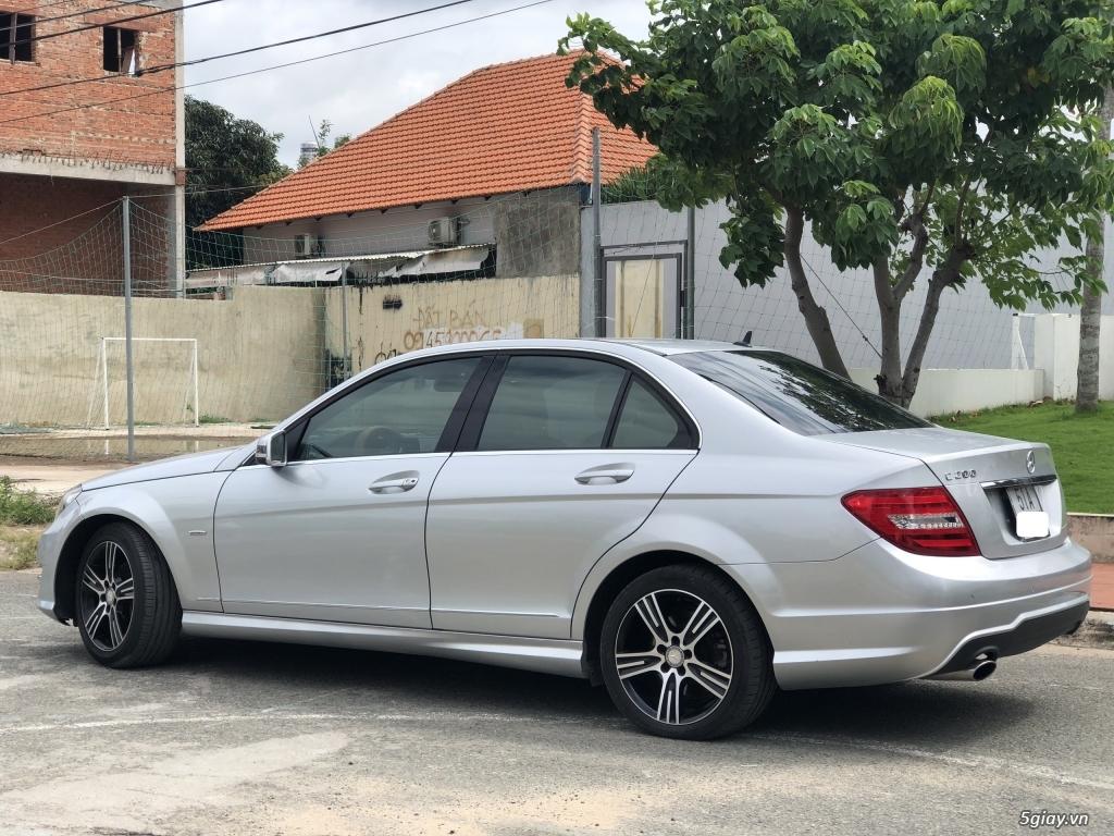 Mercedes-Benz C200 Edition 2014, Biển TPHCM Siêu Mới - 2