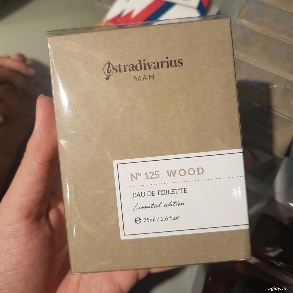 Nước hoa Stradivarius Man - N°125 Wood