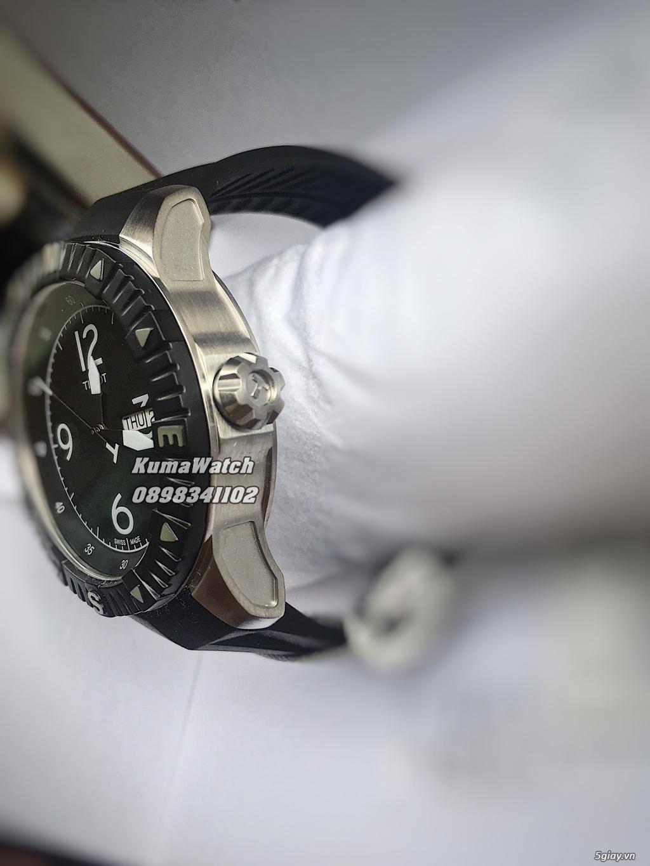 [KumaWatch] Edox Grand Ocean, Tissot Diamond- Swiss Made Automatic - 26