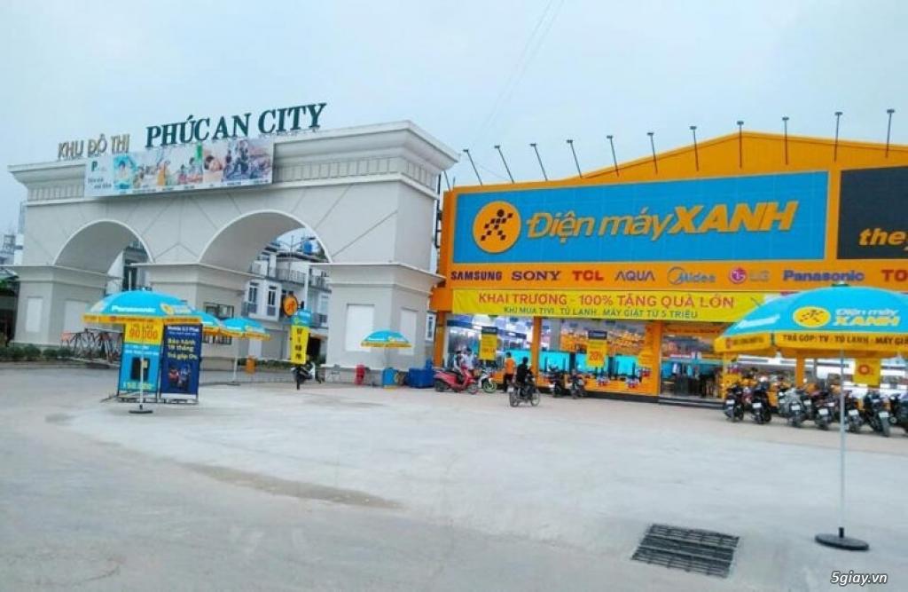 Bán Căn Hộ Khu Đô Thị Phúc An City , Giáp Ranh Hóc Môn 1km, Giá 380tr - 1