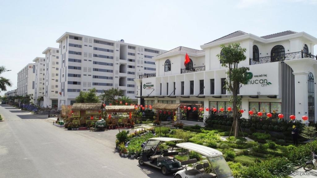 Bán Căn Hộ Khu Đô Thị Phúc An City , Giáp Ranh Hóc Môn 1km, Giá 380tr