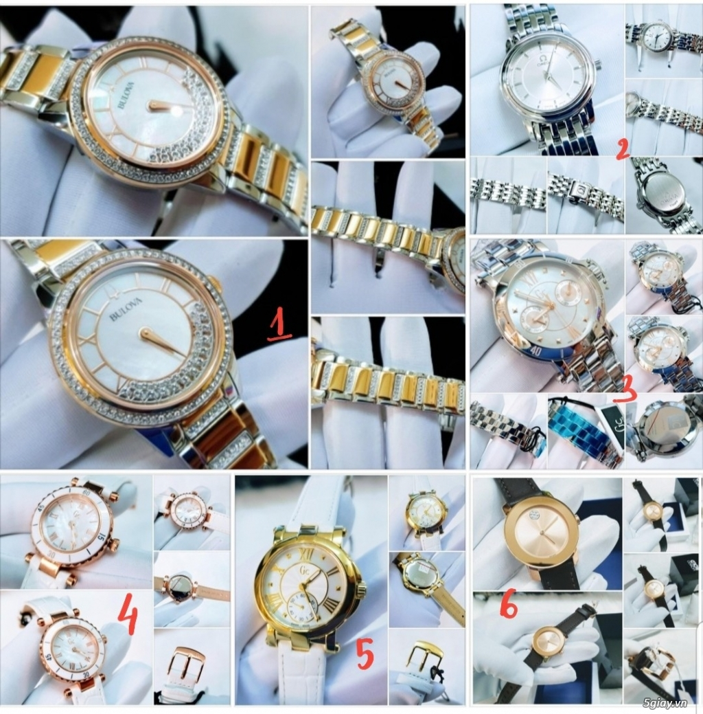 Phúc-Đồng Hồ (BUY & SELL AUTHENTIC WATCHES) Longines-Omega-Tissot-... - 14