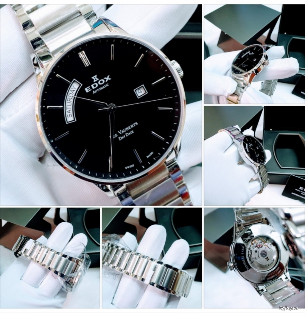 Phúc-Đồng Hồ (BUY & SELL AUTHENTIC WATCHES) Longines-Omega-Tissot-... - 42