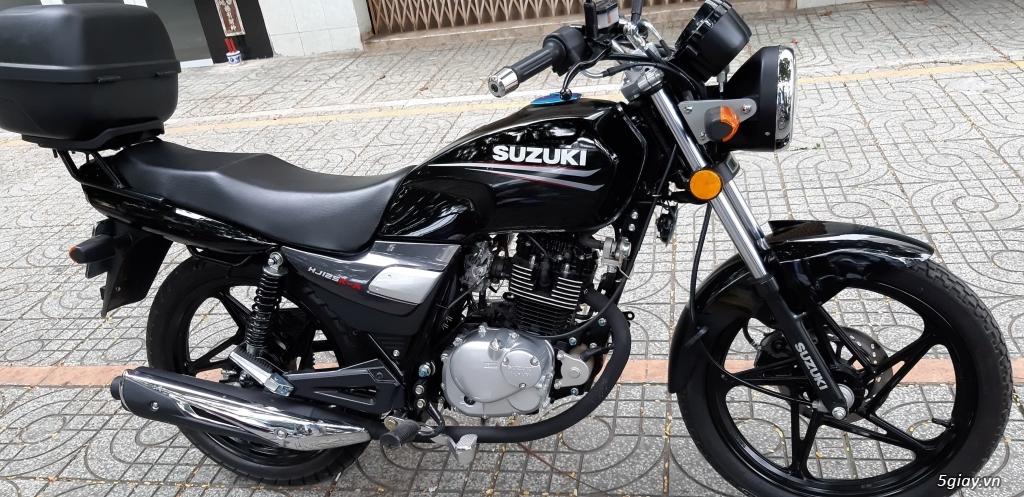 Thành phố HCM. Cần bán Suzuki HJ 125